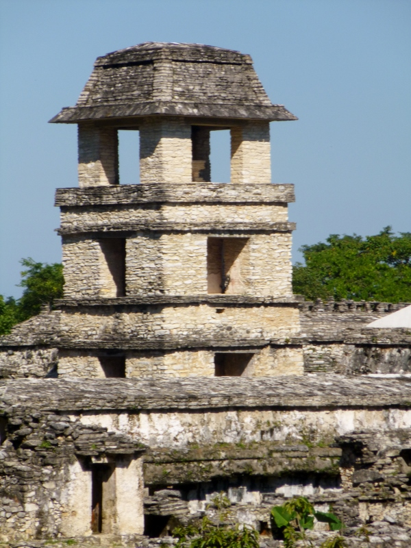 The Tower - a rare four-story structure