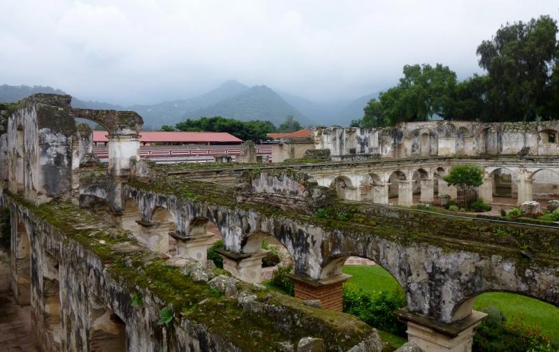 Ruins of Santa Clara
