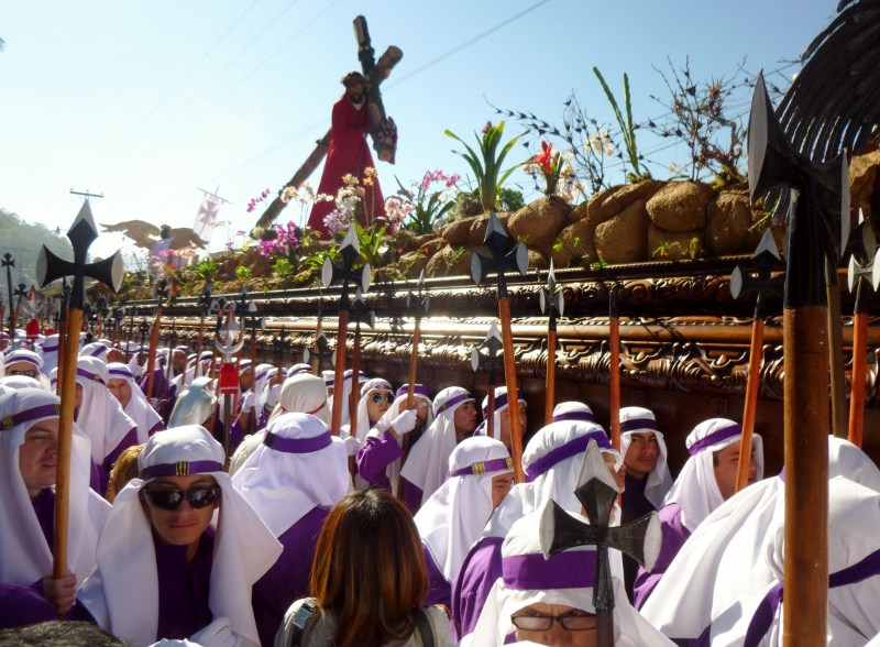 Procession on Good Friday