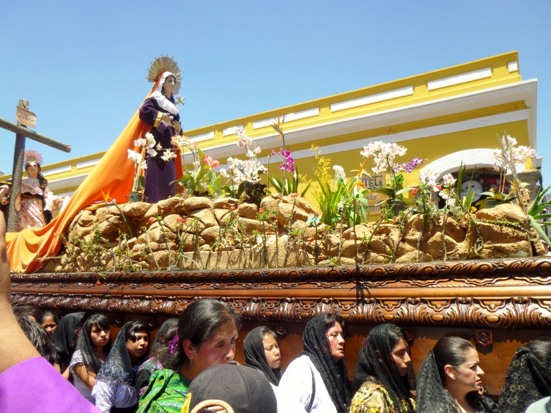 Women's procession
