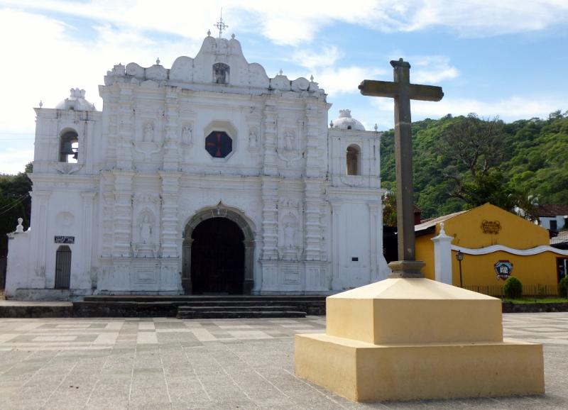 La Iglesia (church) in Santa Ana