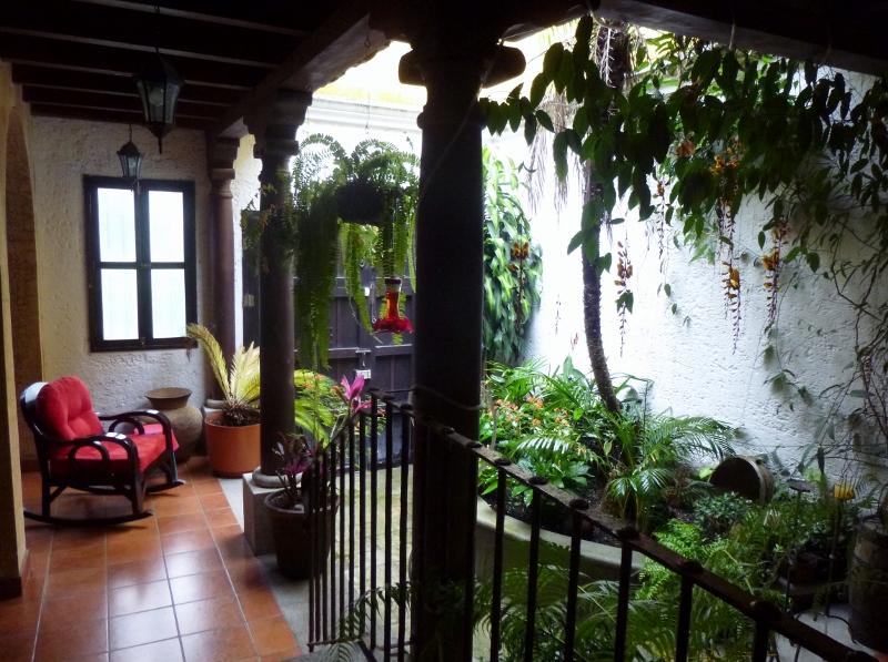 La Casa Courtyard