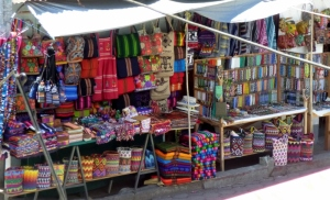 Textiles and handicrafts