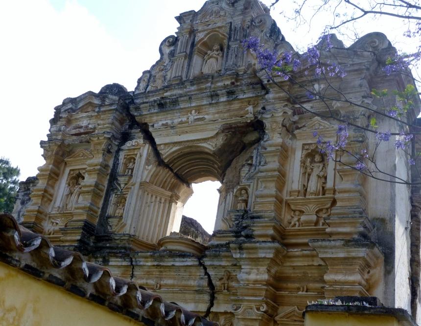 Santa Rosa ruins