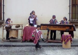 Marimbas - Guatemalan traditional music