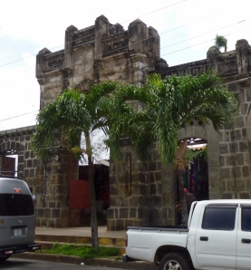 Entry to the Masaya mercado