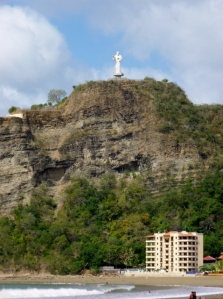 Christ of the Mercy statue