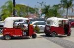 Tuk-Tuks Santa Elena, GTM