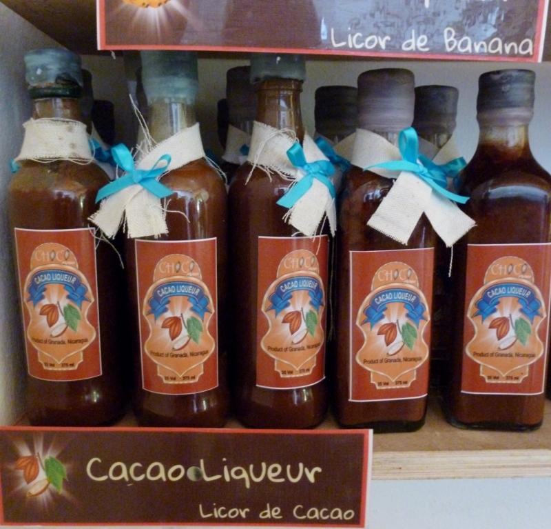Cacao Liquer