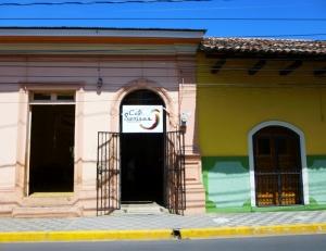 Big things behind little doors-Cafe Sonrisa