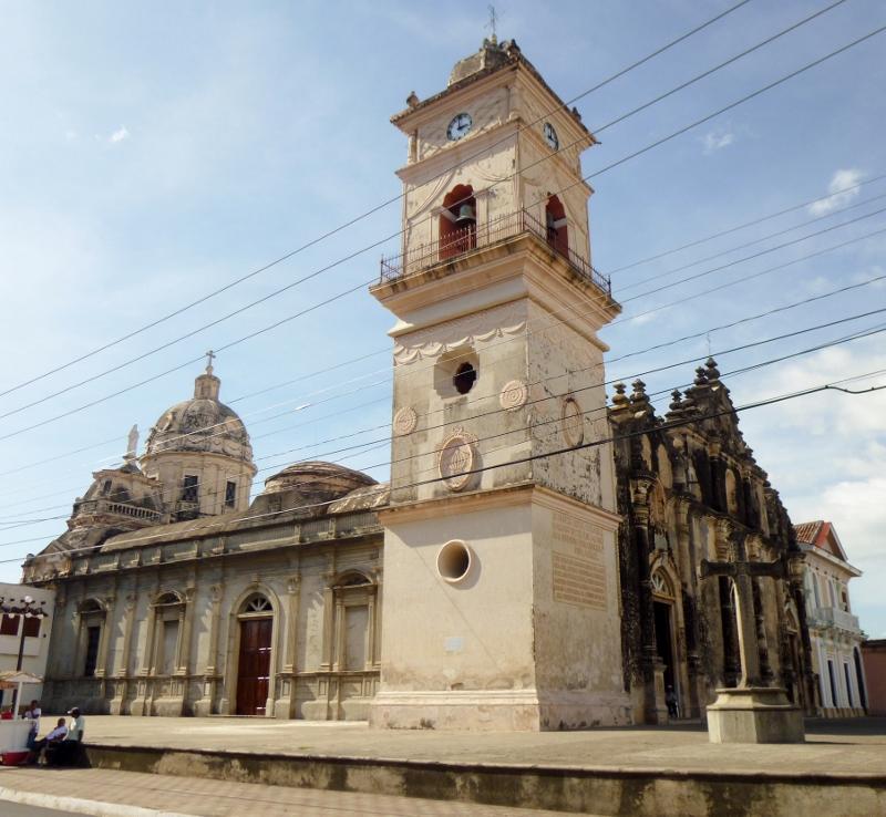 La Merced - still standing