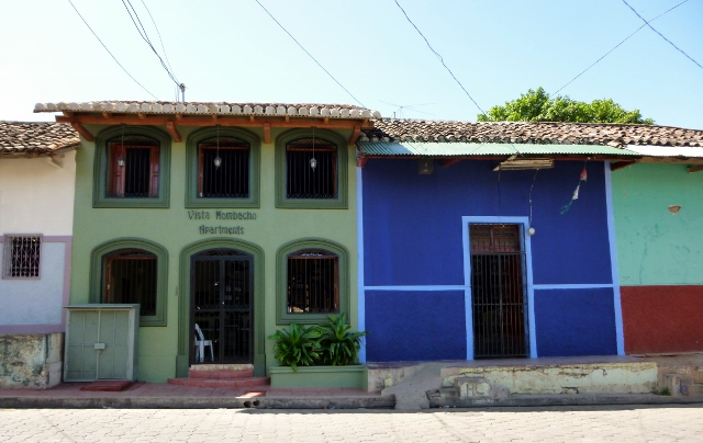 Vista Mombacho