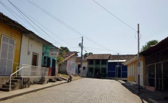 the neighborhood of Vista Mombacho