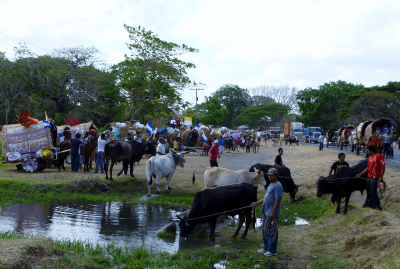 Pilgrims to Popoyuapa