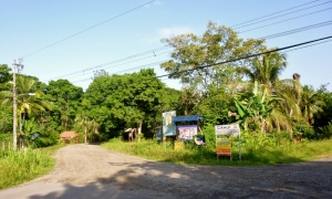 North end of Cahuita