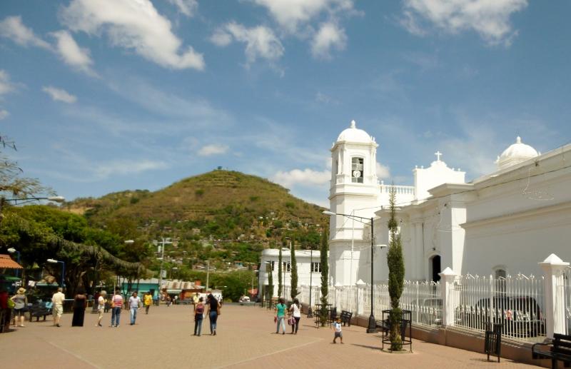 Cathedral San Pedro Matagalpa