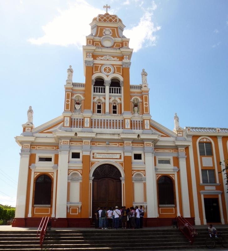 La Iglesia Xalteva