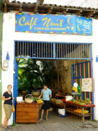 Vegetable shop - Granada