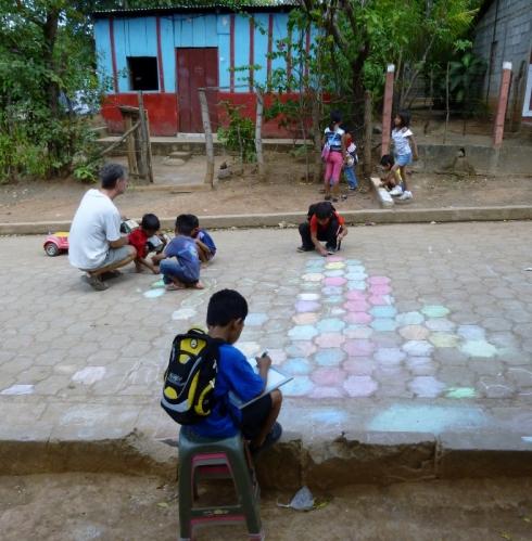 Coloring the street - Pantanal, Granada