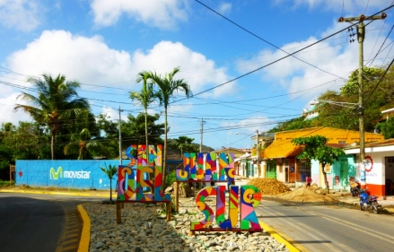 Welcome to San Juan del Sur