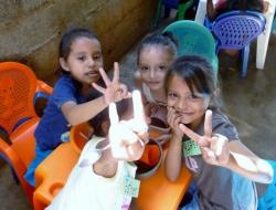 Peace and smiles - Pantanal, Nicaragua