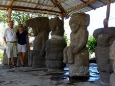 Pre-Columbian statuary - Ometepe