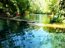 Ojo de Agua (the eye of the water) - Ometepe