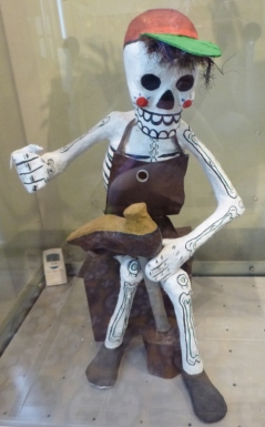 Day-of-the-dead folk art - Merida, Mexico