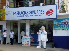 Neighborhood Pharmacist - Palenque, Mexico