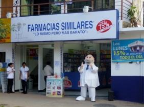 Neighborhood Pharmacist - Palenque, Mexico