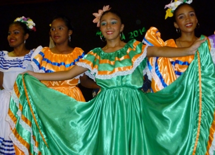 Dancers - Granada,Nicaragua