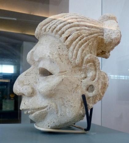 Mayan art - Comalcalco