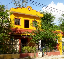 "House in the ""Yellow City"" - Izamal"