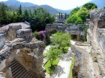 The ruins of Templo San Francisco - Antigua