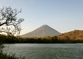 Concepcion volcano at Ometepe