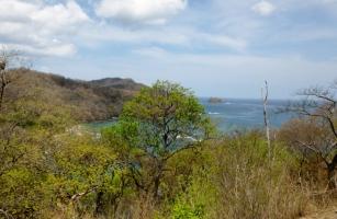 Coast near Tamarindo