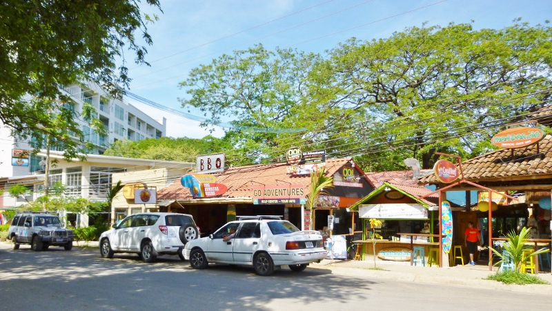 tourist businesses