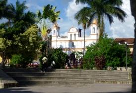 Parque Central - Copan