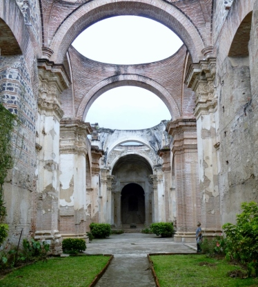 ruins of Santa Clara La Catedral - Antigua