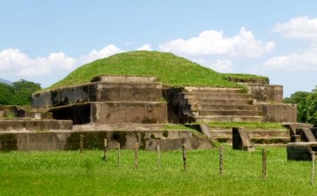 San Andre's Mayan ruins