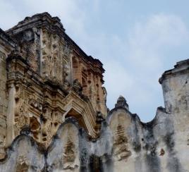 Santa Clara ruins - Antigua