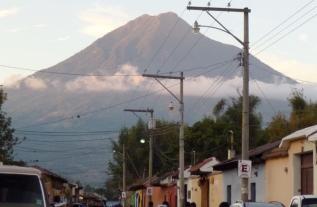 Volcan Agua - Antigua