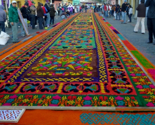 Good Friday - Alfombra - Antigua