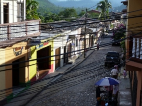SOP for electrical wiring - Copan,Honduras