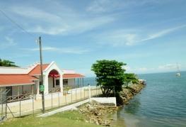 immigration or emigration - entering Belize Punta Gorda