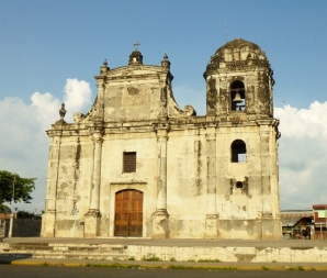 La Iglesia de San Juan - Leon