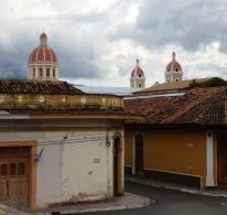Spires of La Catedral - Granada