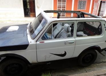 Homemade convertible - Granada,Nicaragua