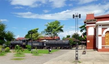 Old train depot - Granada
