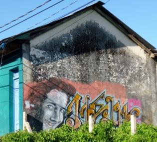 a little street art - Granada